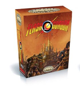Flash Gordon RPG: Limited Edition Collector's Box Set
